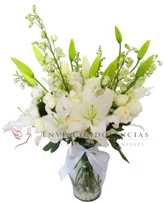 Flores fuenbres: Cielo Florido