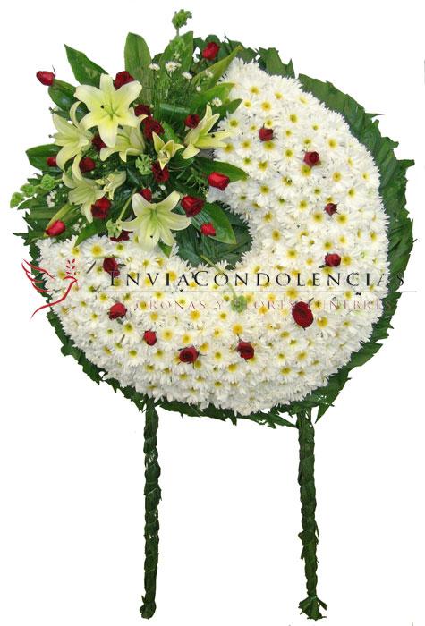 Corona funebre: Reposo