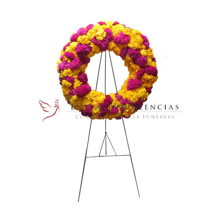 Corona Fúnebre: Mictlán